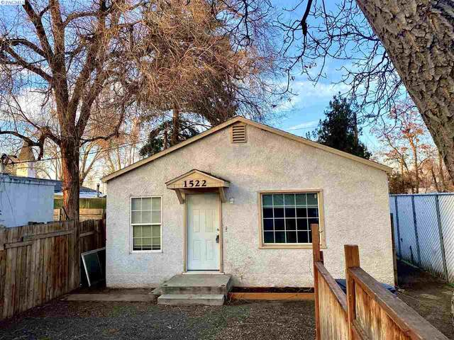 1522 W 4th, Kennewick, WA 99336 (MLS #251144) :: Story Real Estate
