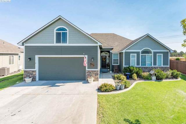 6230 Cobalt Drive, West Richland, WA 99353 (MLS #251196) :: Premier Solutions Realty