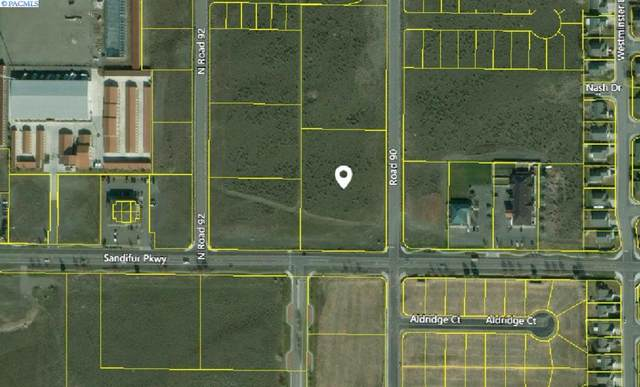 TBD Corner Of Sundifur & 90th, Pasco, WA 99301 (MLS #251199) :: Dallas Green Team