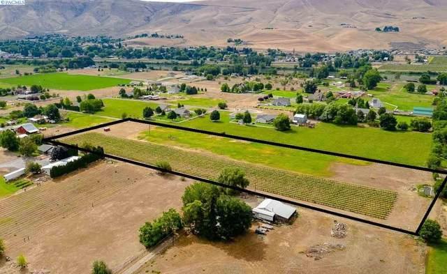 NKA W North River Road, Prosser, WA 99350 (MLS #251238) :: Columbia Basin Home Group