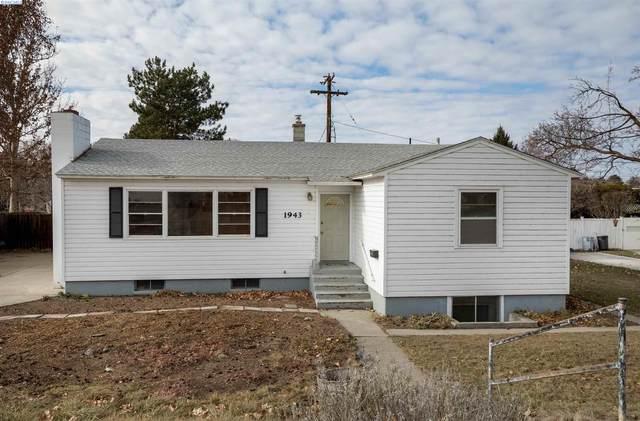 1943 Davison Ave, Richland, WA 99354 (MLS #251575) :: Tri-Cities Life