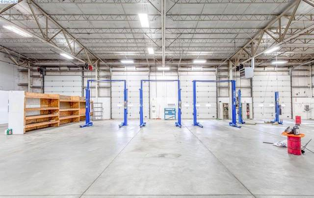 501 Stover Road - Suite B, Grandview, WA 98930 (MLS #251618) :: The Phipps Team