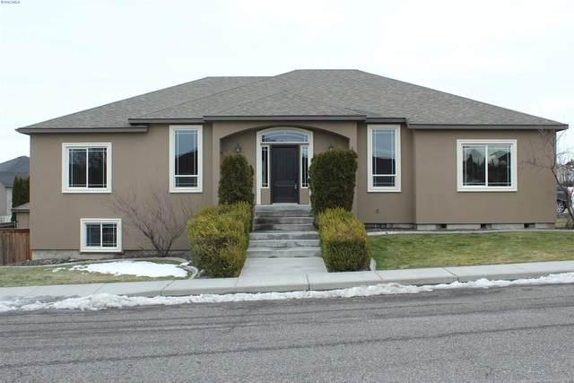 1196 Kensington Way, Richland, WA 99352 (MLS #251913) :: Matson Real Estate Co.