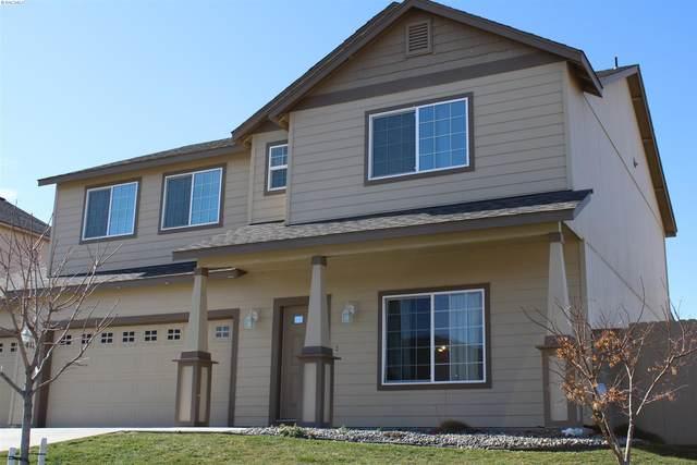 412 Charbonneau Drive, Richland, WA 99352 (MLS #251923) :: Dallas Green Team