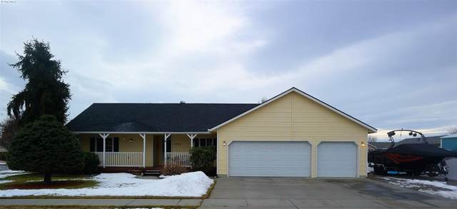 4610 Sirocco Dr., Pasco, WA 99301 (MLS #251943) :: Premier Solutions Realty