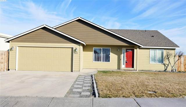 5805 Jefferson Dr, Pasco, WA 99301 (MLS #251998) :: Columbia Basin Home Group