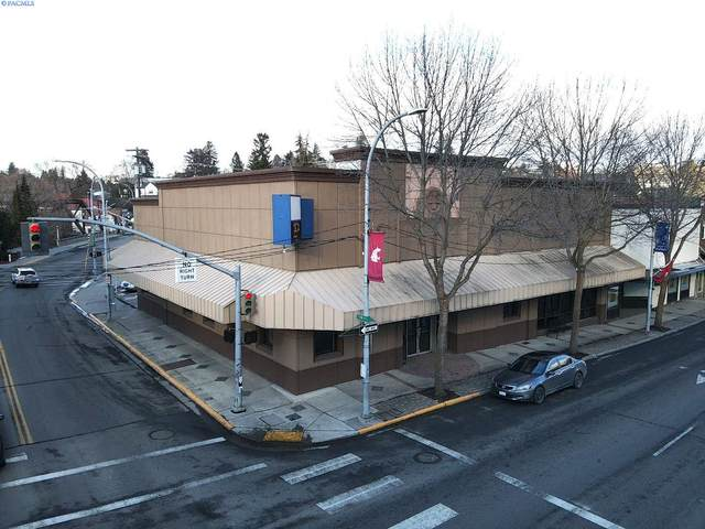 300 E Main Street, Pullman, WA 99163 (MLS #252005) :: The Phipps Team
