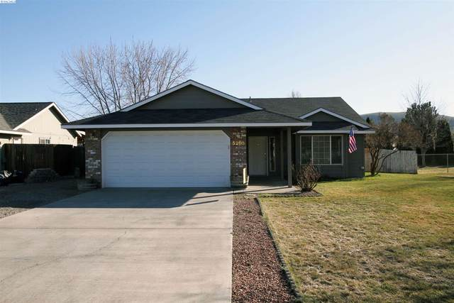 5205 Crane Dr, West Richland, WA 99353 (MLS #252020) :: Dallas Green Team