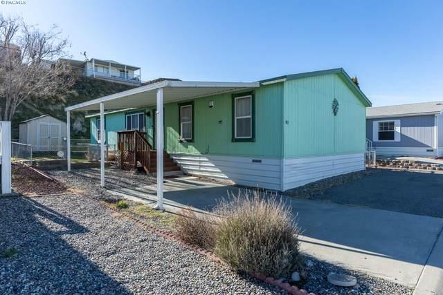 82 Ridgecliffe, Richland, WA 99352 (MLS #252022) :: Matson Real Estate Co.