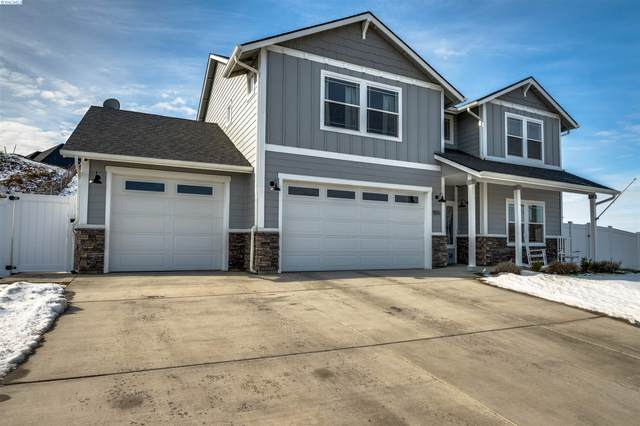 1155 NW Marshland St., Pullman, WA 99163 (MLS #252051) :: Cramer Real Estate Group