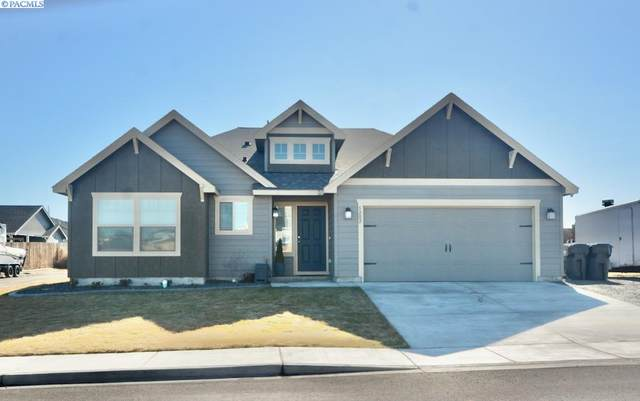 5202 Pierre Dr, Pasco, WA 99301 (MLS #252064) :: The Phipps Team