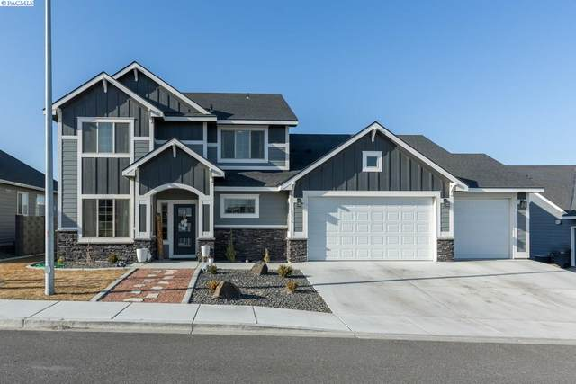 6356 W 38Th Ave, Kennewick, WA 99338 (MLS #252066) :: The Phipps Team