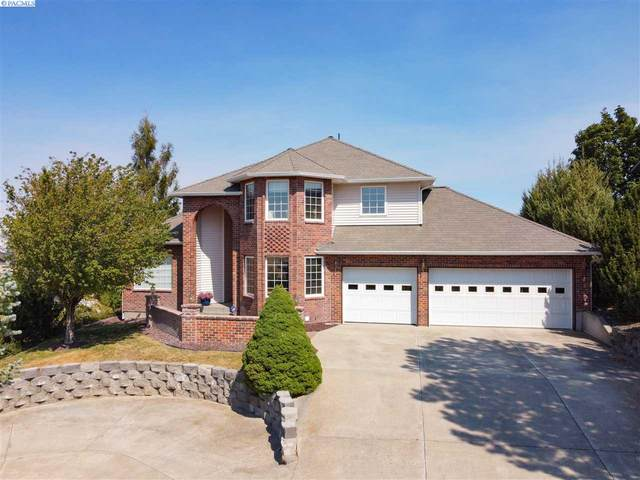 1535 SW Wadleigh Drive, Pullman, WA 99163 (MLS #252082) :: Shane Family Realty
