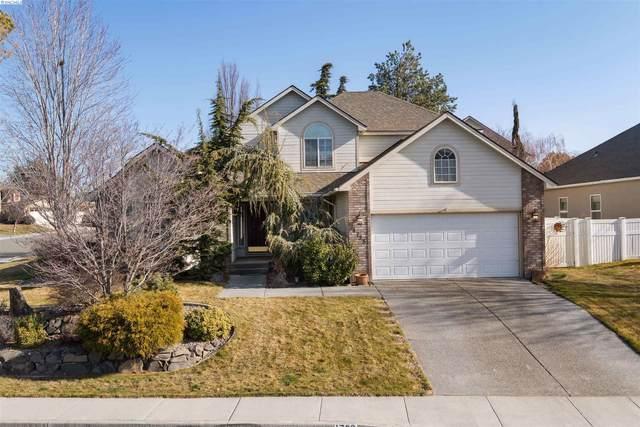 1723 Sagewood St, Richland, WA 99352 (MLS #252083) :: Dallas Green Team