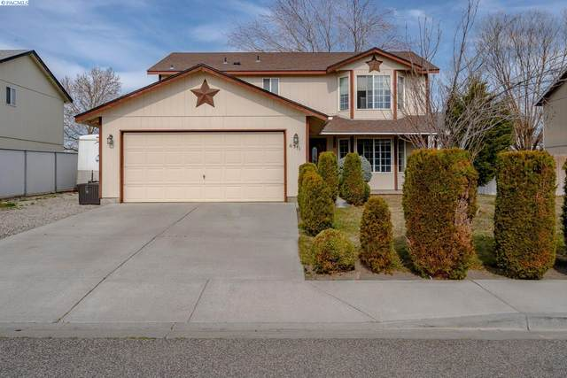 6711 Wrigley Dr., Pasco, WA 99301 (MLS #252094) :: The Phipps Team