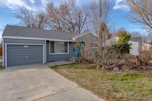 114 S Waverly St, Kennewick, WA 99336 (MLS #252097) :: Community Real Estate Group