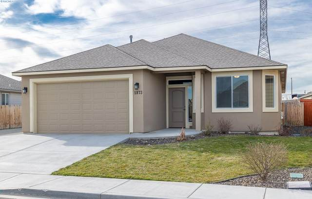 5973 W 41St Ave, Kennewick, WA 99338 (MLS #252099) :: Dallas Green Team
