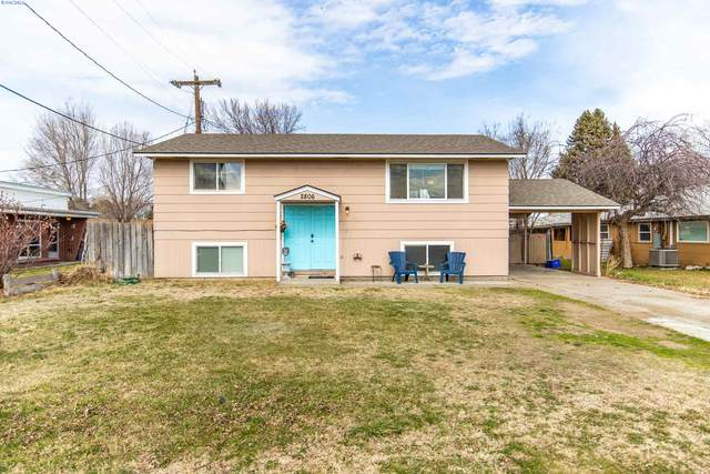 2806 W Hood Ave, Kennewick, WA 99336 (MLS #252112) :: Dallas Green Team