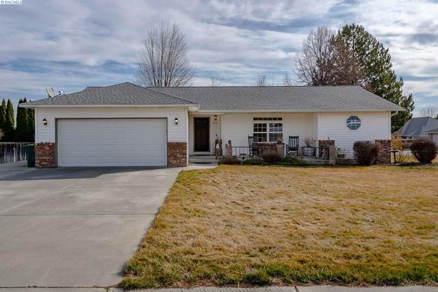 1418 Hazelwood Ave, Richland, WA 99352 (MLS #252115) :: Community Real Estate Group