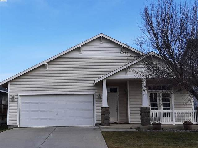 4607 Appaloosa Lane, Pasco, WA 99301 (MLS #252118) :: The Phipps Team