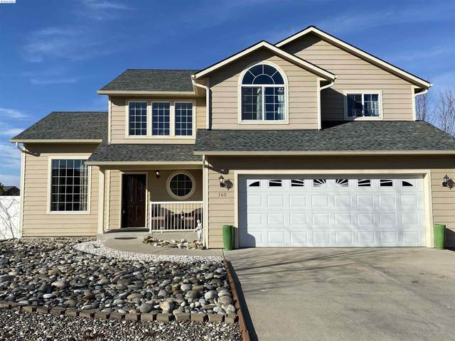 360 NW Terre View Dr, Pullman, WA 99163 (MLS #252119) :: Community Real Estate Group