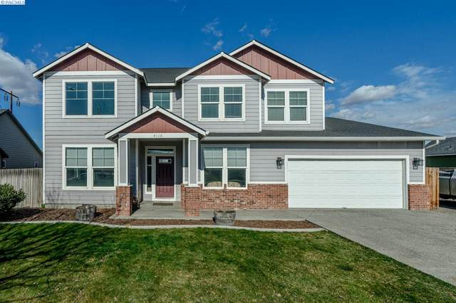 4110 W 20th Avenue, Kennewick, WA 99338 (MLS #252131) :: Dallas Green Team
