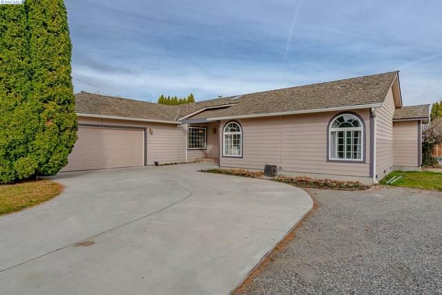 505 E 31st Ct, Kennewick, WA 99337 (MLS #252139) :: Story Real Estate