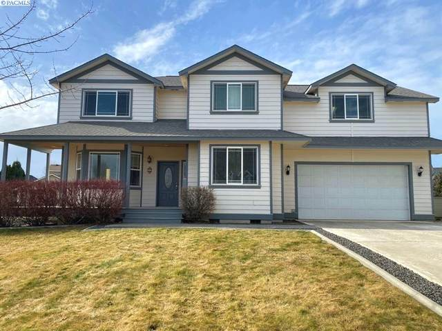 6 Buttercup Court, Pasco, WA 99301 (MLS #252142) :: The Phipps Team