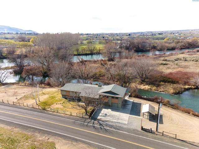 55102 N Demoss Rd, Benton City, WA 99320 (MLS #252398) :: Shane Family Realty