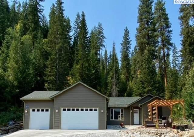 20649 Miracle Mile, Leavenworth, WA 98826 (MLS #252441) :: Matson Real Estate Co.