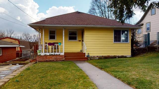 317 NW Harrison St., Pullman, WA 99163 (MLS #252519) :: Results Realty Group