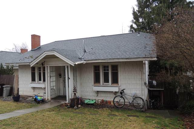 210 SW State St, Pullman, WA 99163 (MLS #252605) :: The Phipps Team