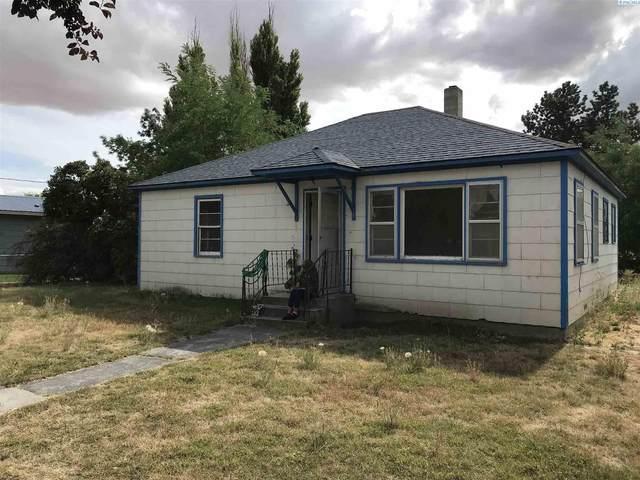 315 E Weston St, Kahlotus, WA 99335 (MLS #252614) :: Tri-Cities Life