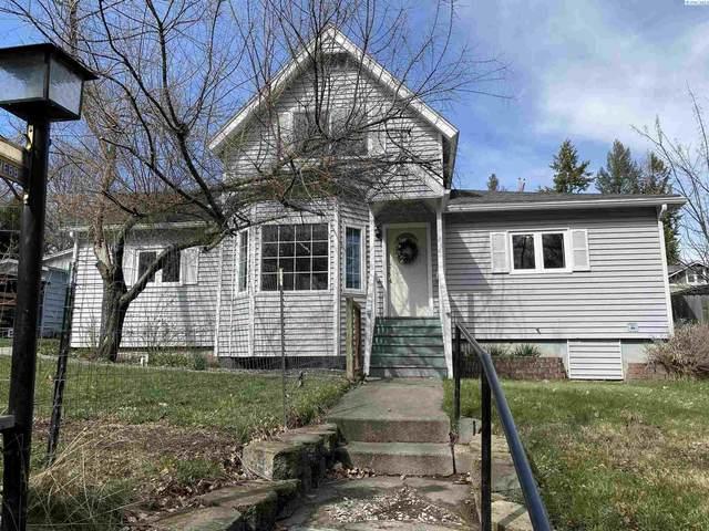308 NW Webb, Pullman, WA 99163 (MLS #252651) :: Tri-Cities Life
