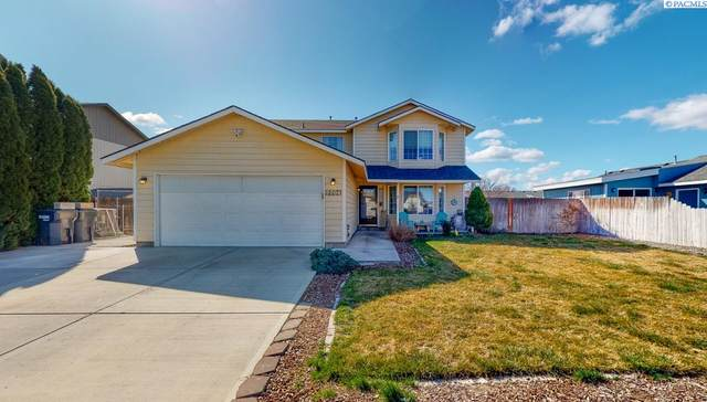 7704 Galiano Drive, Pasco, WA 99301 (MLS #252662) :: Shane Family Realty