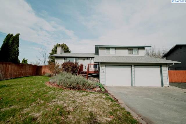 1411 S Garfield Pl, Kennewick, WA 99337 (MLS #252857) :: Dallas Green Team