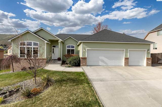 3517 Hanstead St, Richland, WA 99352 (MLS #252881) :: Dallas Green Team