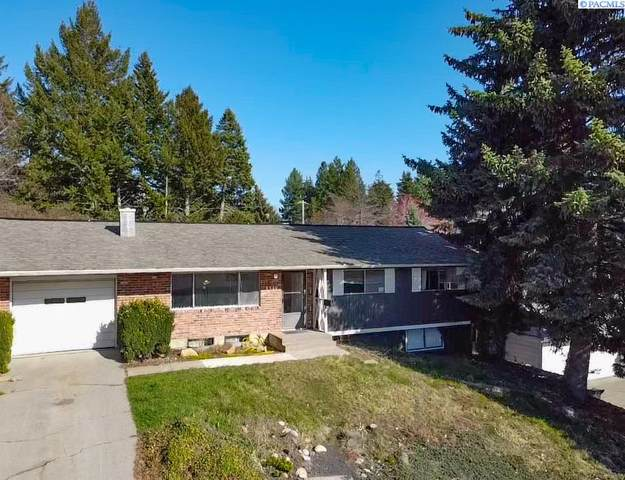 1410 NW Clifford St., Pullman, WA 99163 (MLS #252907) :: Results Realty Group
