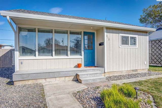 312 Rossell Ave, Richland, WA 99352 (MLS #252909) :: Shane Family Realty