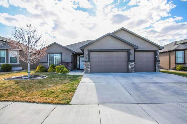 2331 Copperhill St, Richland, WA 99354 (MLS #252945) :: Shane Family Realty