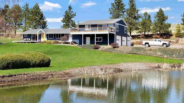 12 Boone Road, Palouse, WA 99161 (MLS #252947) :: Premier Solutions Realty
