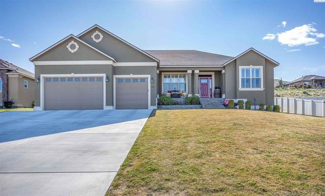 1417 Purple Sage St, Richland, WA 99352 (MLS #252955) :: Shane Family Realty