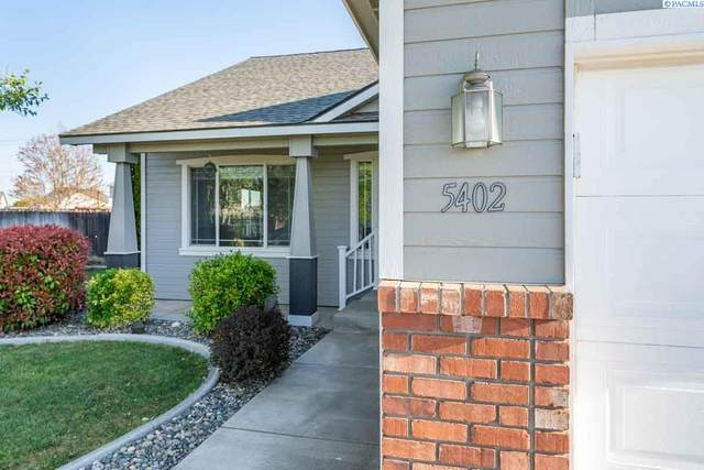5402 Aloha Dr, West Richland, WA 99353 (MLS #252971) :: Premier Solutions Realty