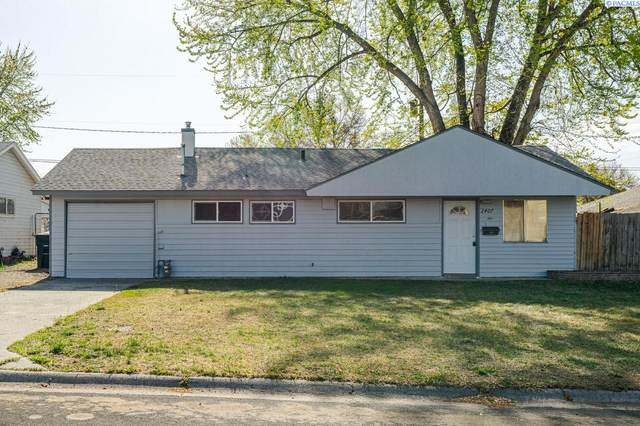 2407 Concord St, Richland, WA 99352 (MLS #252973) :: Premier Solutions Realty