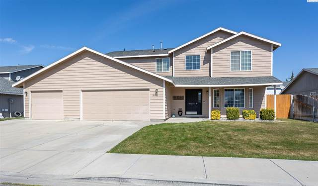 8303 Quatsino Drive, Pasco, WA 99301 (MLS #252998) :: Results Realty Group