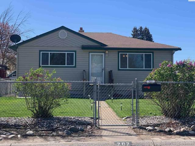 707 Coast Street, Richland, WA 99354 (MLS #253003) :: Matson Real Estate Co.