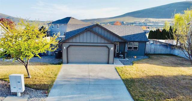 5101 S Desert Dove Loop, West Richland, WA 99353 (MLS #253004) :: Shane Family Realty