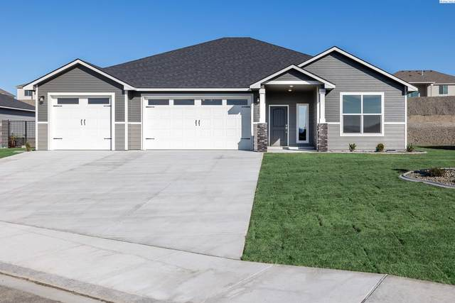 7407 Cyan Dr., Pasco, WA 99301 (MLS #253010) :: Results Realty Group