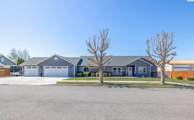 2802 S Kent St, Kennewick, WA 99337 (MLS #253015) :: Shane Family Realty