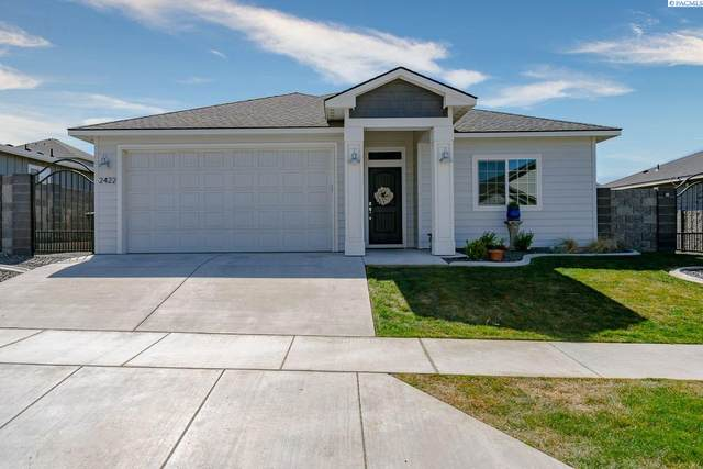 2422 Brodie Ln, Richland, WA 99352 (MLS #253030) :: Results Realty Group